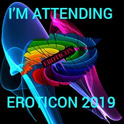 I'm attending Eroticon 2019