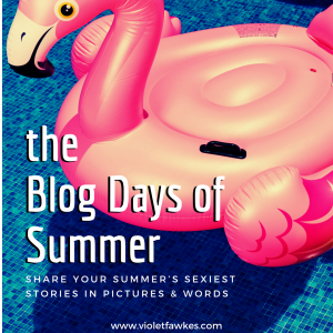 Blog Days of Summer meme logo